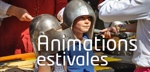 Animations Estivales 2017